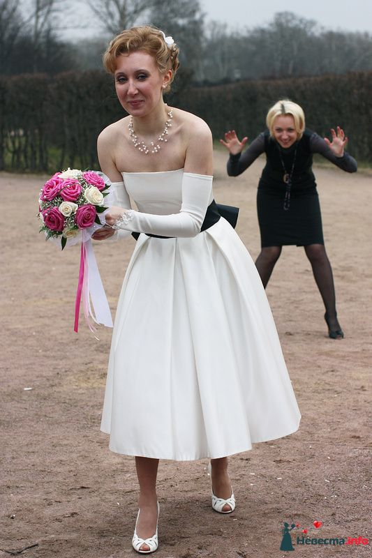 Фото 98955 в коллекции Свадебные - Тумская Ольга