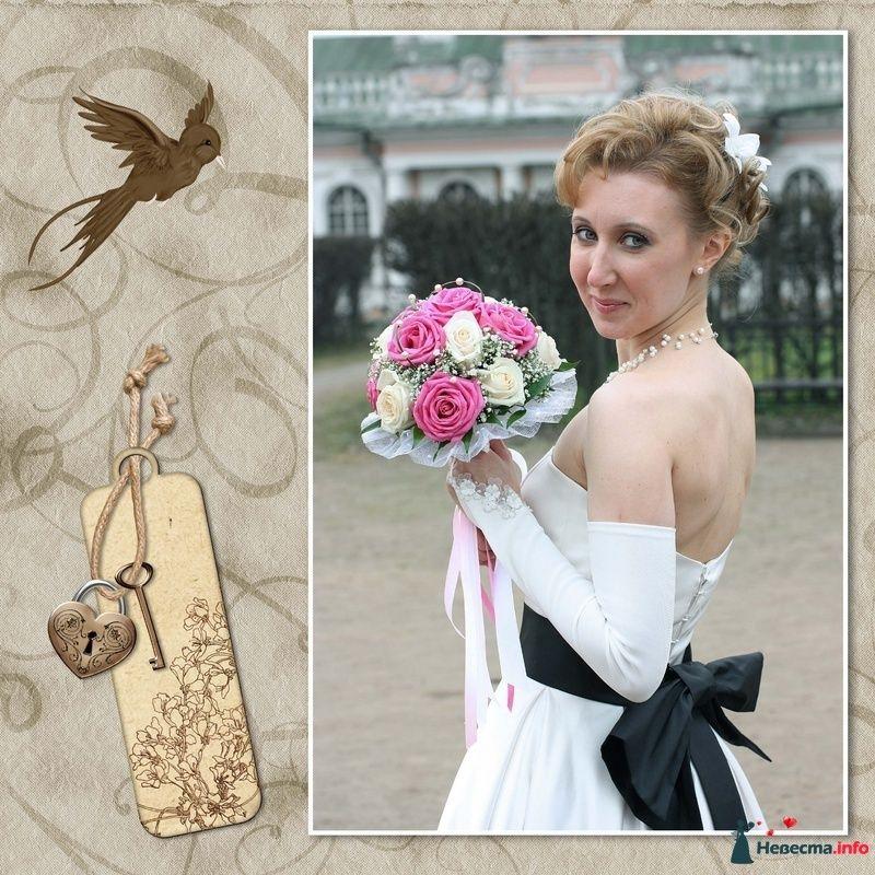Фото 99134 в коллекции Свадебные фотокниги - Тумская Ольга