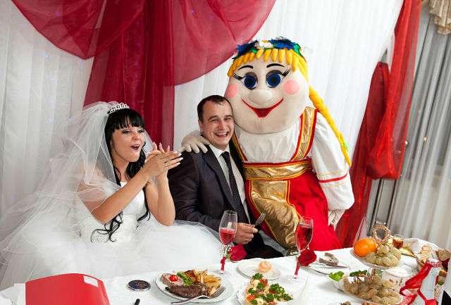 живые эмоции (шоу ростовых кукол на свадьбе) - фото 898907 Ведущая и Тамада Лилия Ефименко