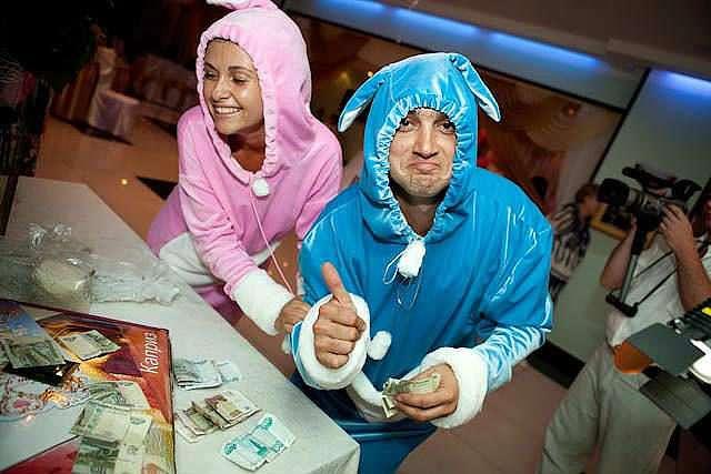 кенгуру - голосование за мальчика и девочку - фото 901585 Ведущая и Тамада Лилия Ефименко