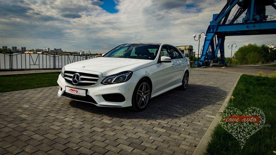 Аренда авто Mercedes-Benz E212, 3 часа