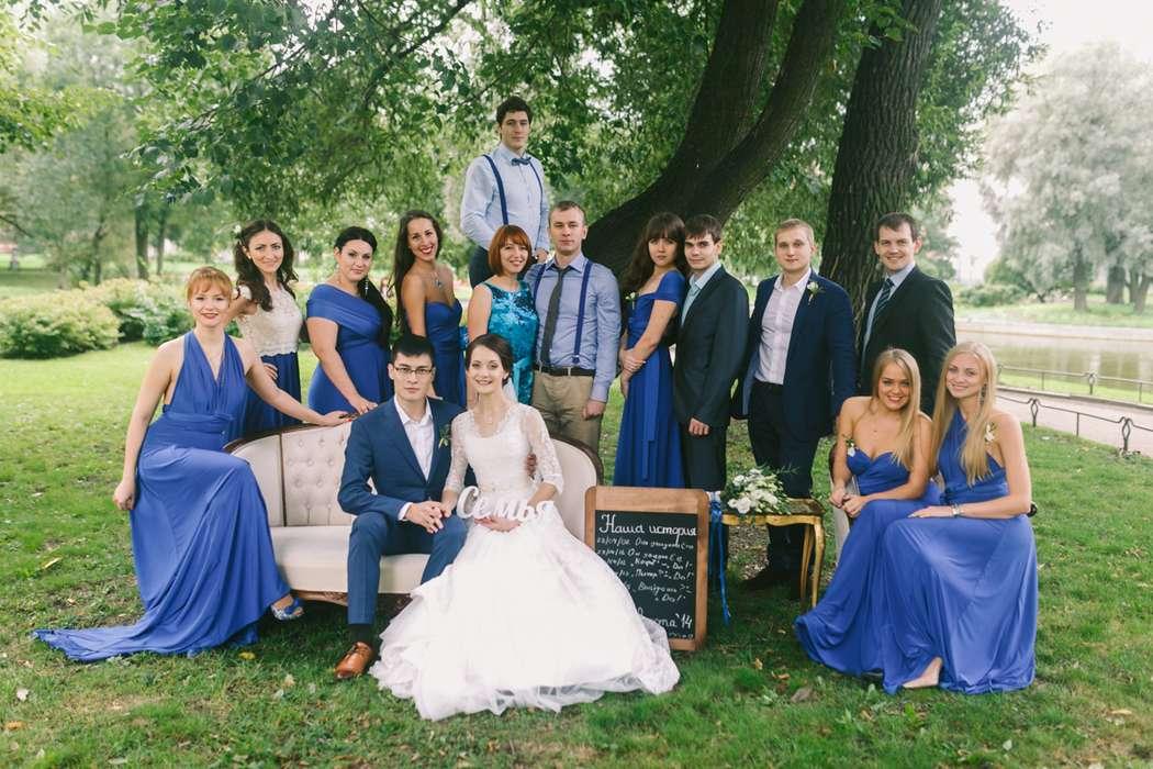 Как сделать свадьбу для родственников