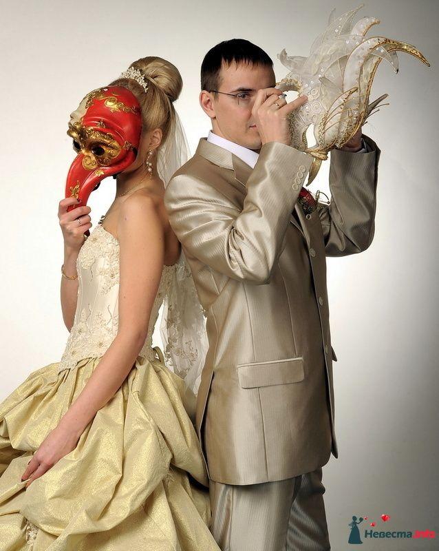 Фото 100006 в коллекции Свадьба это маленькая жизнь - Nickolas