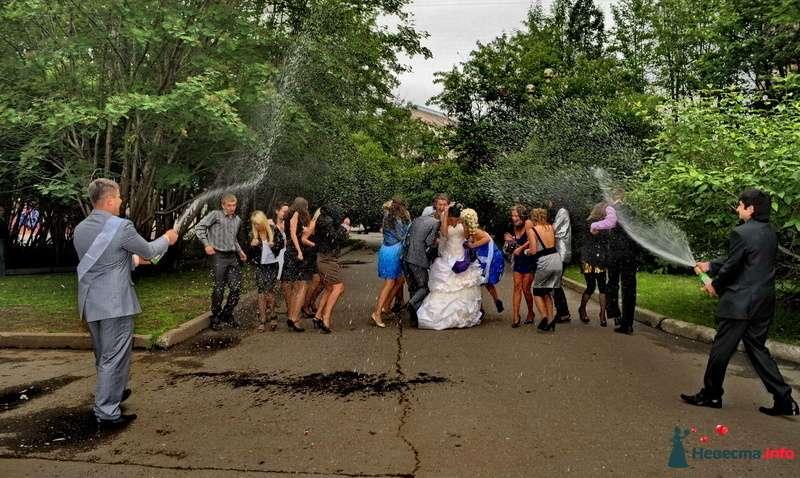 Фото 99979 в коллекции Свадьба это маленькая жизнь - Nickolas