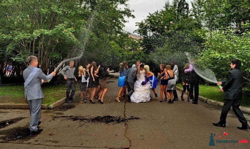Фото 99979 в коллекции Свадьба это маленькая жизнь