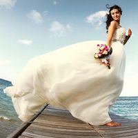 Платье для моря в Мэри Трюфель