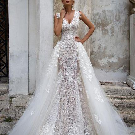 Свадебное платье Блессинг Оксаны Мухи