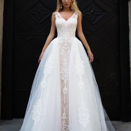 Свадебное платье Эвита Оксаны Мухи