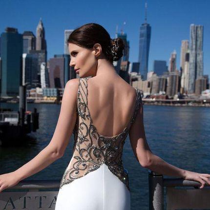 Свадебное платье Бронкс Полларди