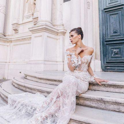 Свадебное платье Джорета Рара Авис
