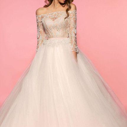 Свадебное платье Каролина от Евы Лендел