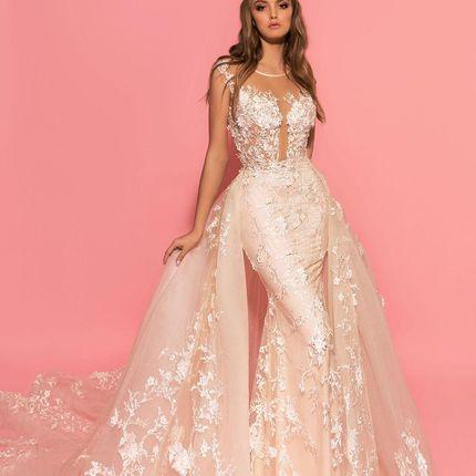 Свадебное платье Хизер от Евы Лендел