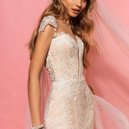 Свадебное платье Девис от Евы Лендел