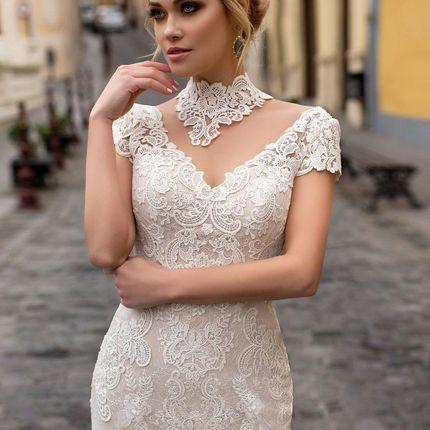 Свадебное платье Арт. 16490 Навиблю Брайдал