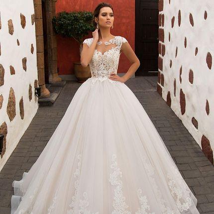 Свадебное платье Арт. 17014 Нора Навиано