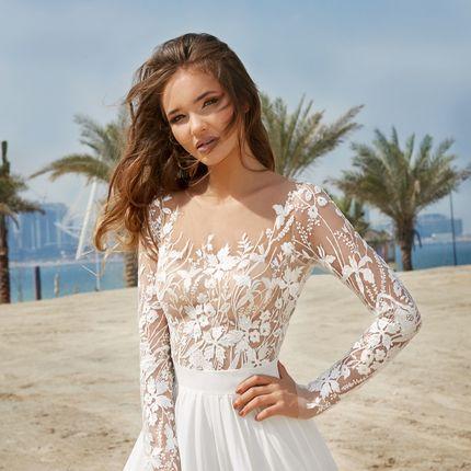 Свадебное платья Долороса Ланеста
