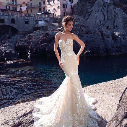 """Свадебное платье """"Дианелла"""" Тесоро"""