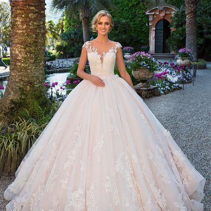 Свадебное платье Арт. 17029 Луссано Брайдал