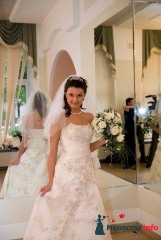 Фото 100568 в коллекции Продаю свадебное платье