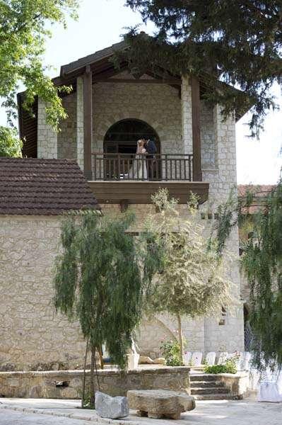 Для примера- свадьба в агротуристической гостинице - фото 905369 Агентство Гименей - организация свадеб на Кипре