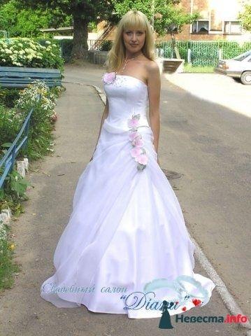платье Papilio модель Габриэла 40-46 размер, 2000р прокат+ 5000р залога - фото 101245 Платье для Золушки - прокат свадебных платьев