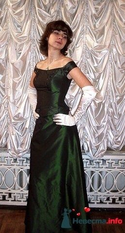Фото 101272 в коллекции Вечерние и цветные бальные платья