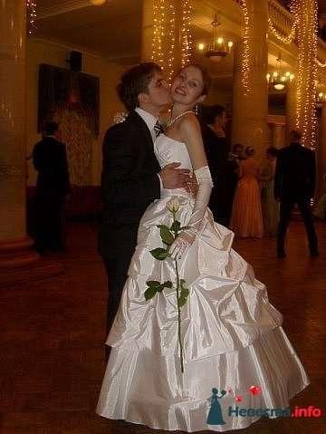 Фото 102134 в коллекции Наши платья в вашей жизни  (фото) - Платье для Золушки - прокат свадебных платьев