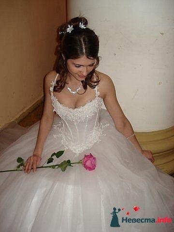 Фото 102140 в коллекции Наши платья в вашей жизни  (фото) - Платье для Золушки - прокат свадебных платьев