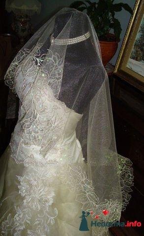 Фото 102222 в коллекции Фата - Платье для Золушки - прокат свадебных платьев