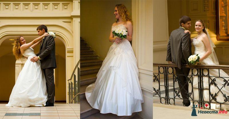 Фото 107312 в коллекции Наши платья в вашей жизни  (фото) - Платье для Золушки - прокат свадебных платьев
