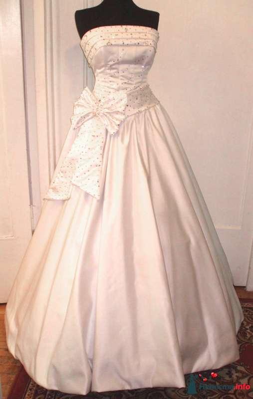 Бант   - 42-48 на рост от 170см  -  прокат 2000р. - фото 112530 Платье для Золушки - прокат свадебных платьев