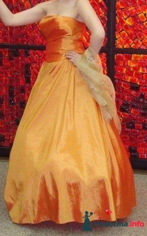 Фото 115509 в коллекции Вечерние и цветные бальные платья - Платье для Золушки - прокат свадебных платьев
