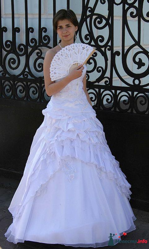 Фото 116883 в коллекции Наши платья в вашей жизни  (фото) - Платье для Золушки - прокат свадебных платьев