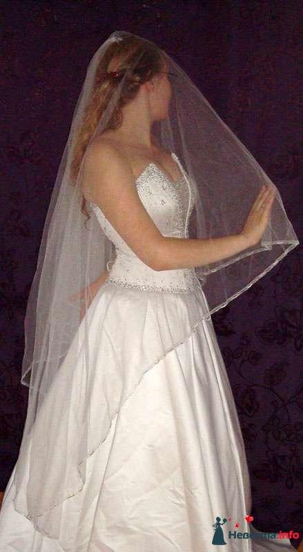 Фото 125401 в коллекции Фата - Платье для Золушки - прокат свадебных платьев