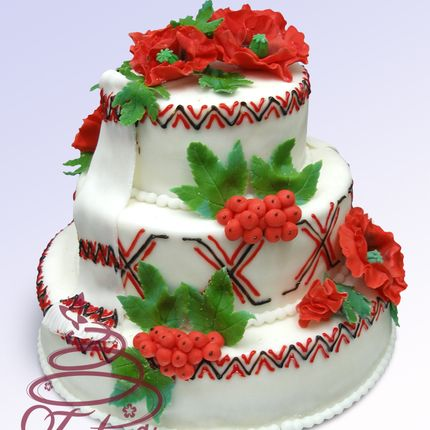 Украинский торт, 1 кг