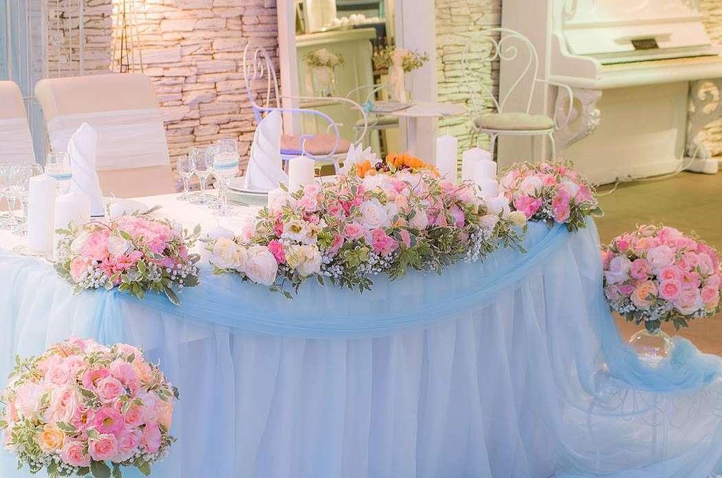 "Свадьба в ресторане ""Таврический сад"" - фото 17579392 Дизайн-студия Nommo"