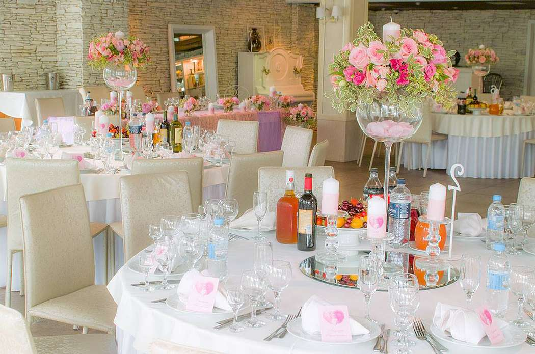 "Свадьба в ресторане ""Таврический сад"" - фото 17579472 Дизайн-студия Nommo"