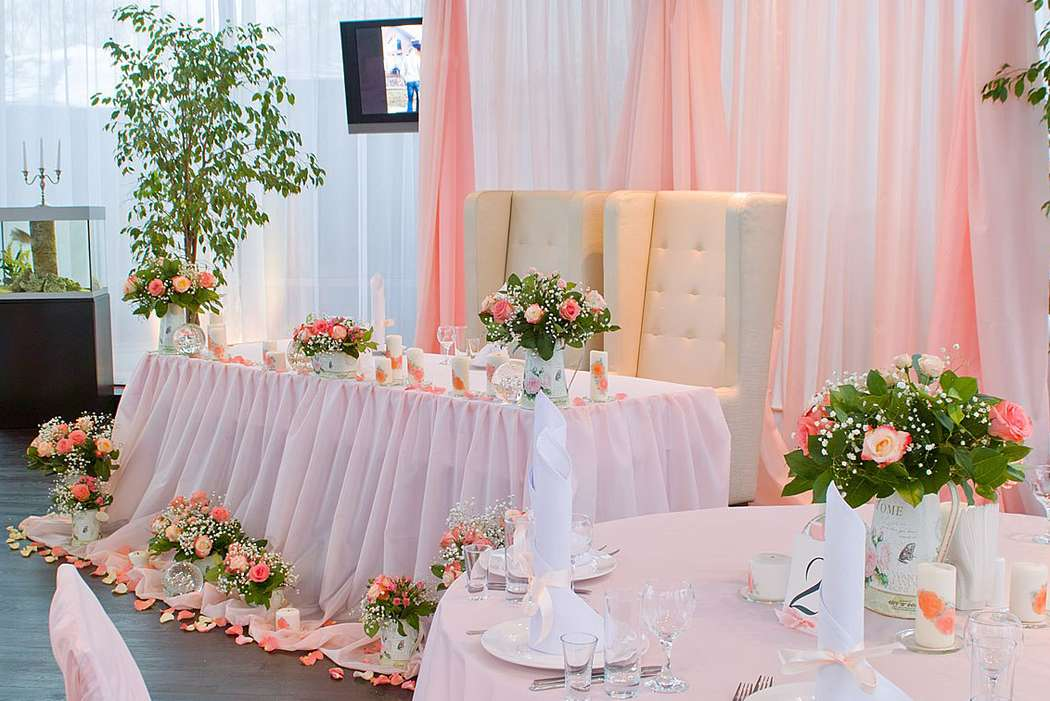 "Свадьба в ресторане ""Бали"" - фото 17579494 Дизайн-студия Nommo"