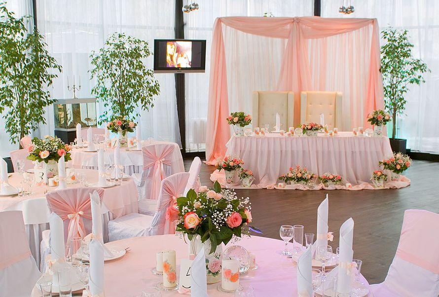 "Свадьба в ресторане ""Бали"" - фото 17579496 Дизайн-студия Nommo"