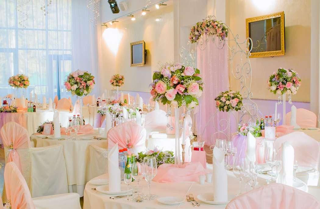"Свадьба в отеле ""Резиденция"" - фото 17579522 Дизайн-студия Nommo"