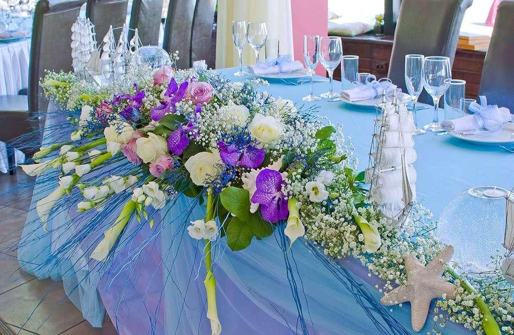 """Свадьба в ресторане """"Панорама"""" - фото 17579574 Дизайн-студия Nommo"""