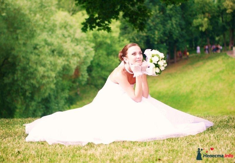 Фото 101744 в коллекции Фото работ моих невест - Стилист-декоратор Суринова Тамара