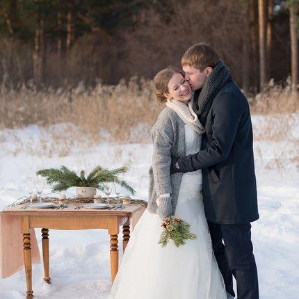 Фотосъёмка неполного дня для жениха и невесты