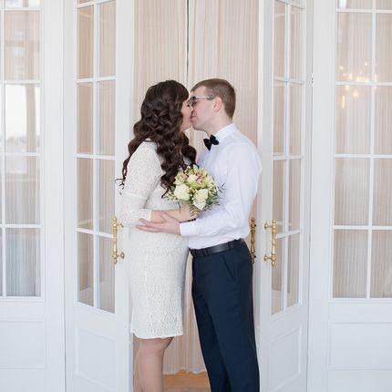 Фотосъёмка в фотостудии для жениха и невесты, 1 час