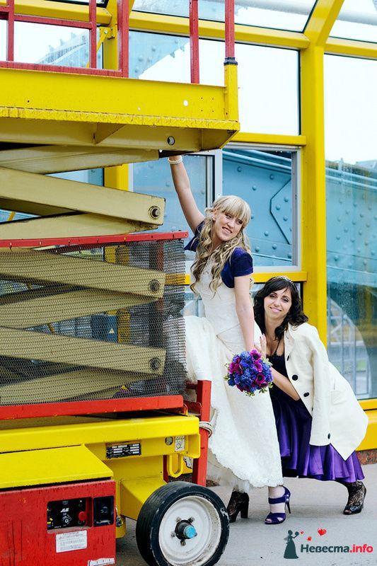 Фото 95946 в коллекции Свадебные