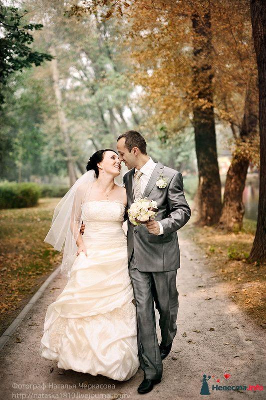 Фото 131574 в коллекции Свадебные - Фотограф Наталья Черкасова