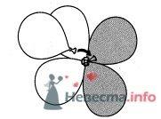 Фото 11698 в коллекции Как  украсить зал шариками самостоятельно - Невеста01
