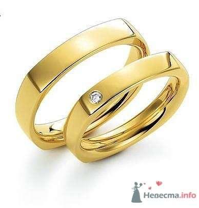Фото 9948 в коллекции Обручальные кольца из желтого золота - Интернет-магазин Miagold