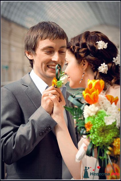 Фото 82630 в коллекции Свадебная фотосъёмка