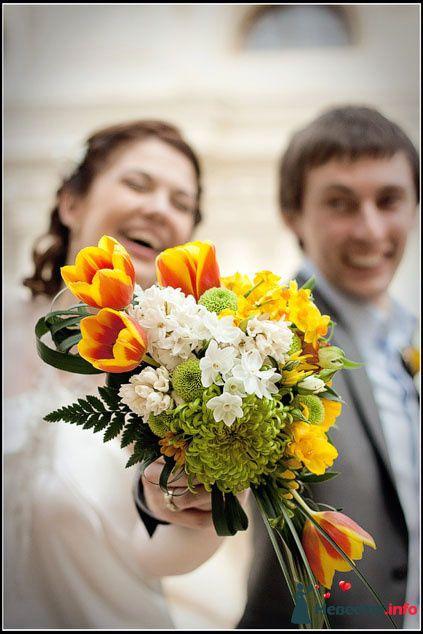 Фото 83240 в коллекции Свадебная фотосъёмка - Невеста01